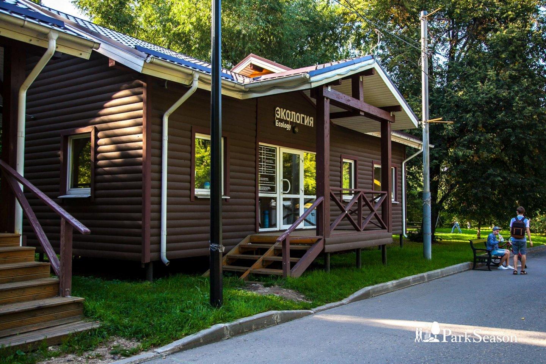 Павильон «Экология», Воробьевы горы, Москва — ParkSeason