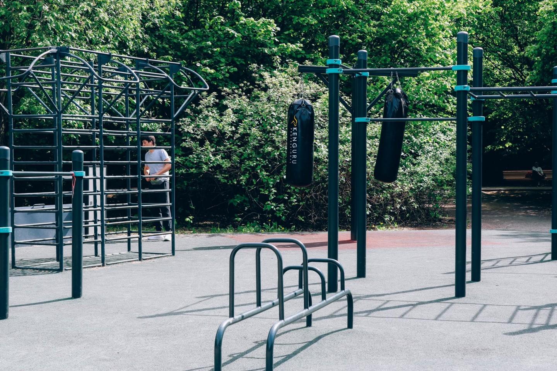 Воркаут-площадка — ParkSeason