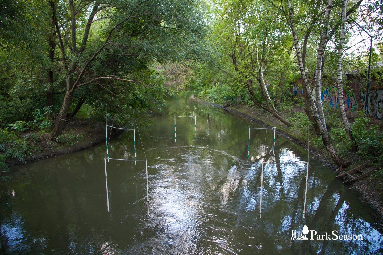 Река Яуза — ParkSeason