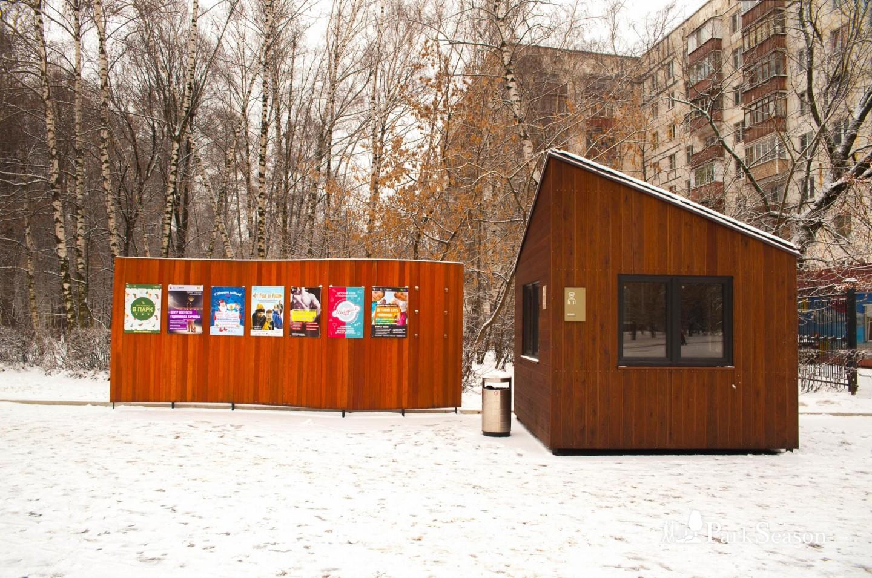Пост охраны, Парк «Кузьминки», Москва — ParkSeason