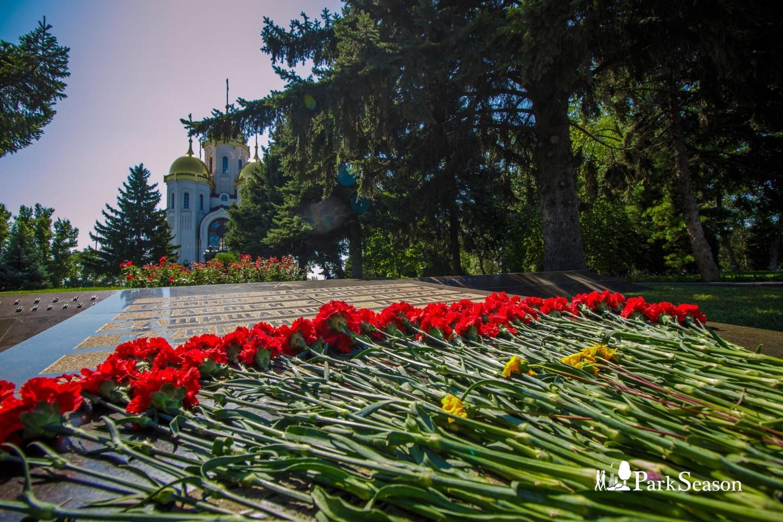Братская могила — ParkSeason