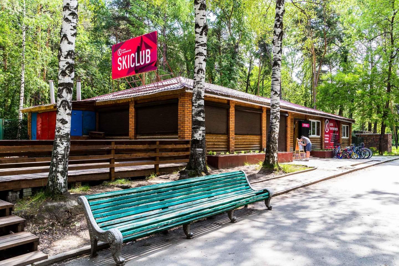 Клуб чемпионов SKICLUB — ParkSeason