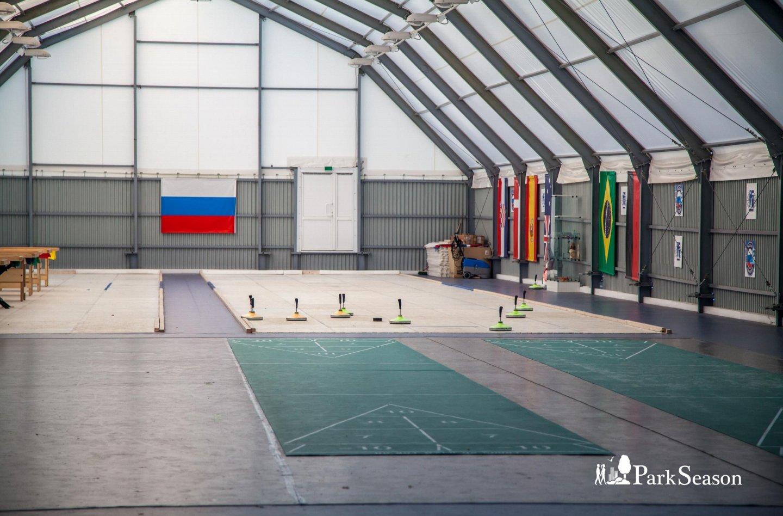 Баварский керлинг «Айсшток», Парк «Измайловский», Москва — ParkSeason