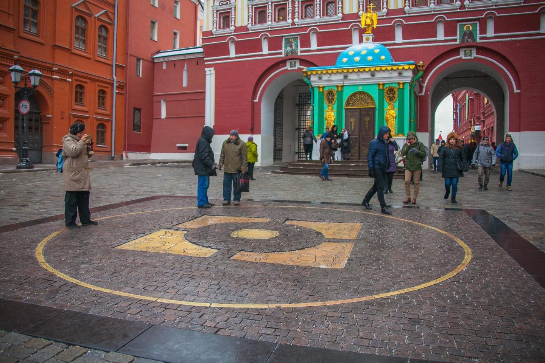 Нулевой километр автодорог РФ — ParkSeason