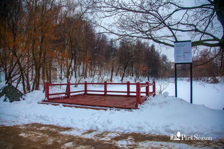 Андреевские пруды, Воробьевы горы, Москва — ParkSeason
