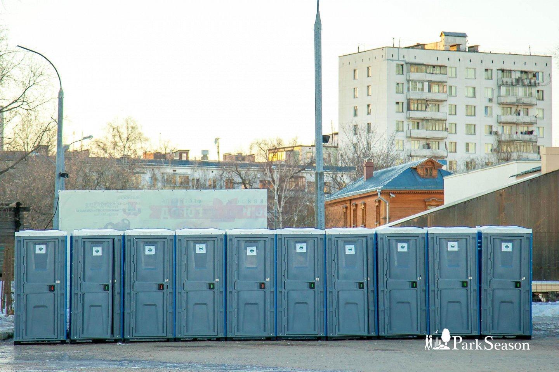 Туалеты, Усадьба «Коломенское», Москва — ParkSeason