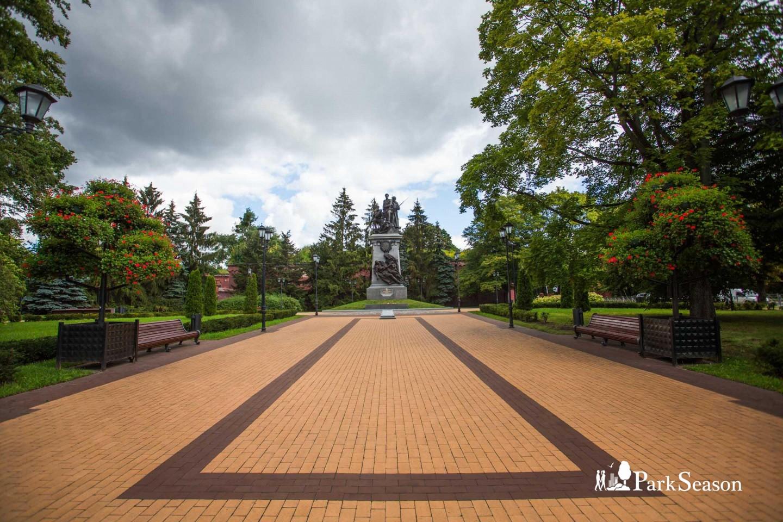 Памятник героям Первой мировой войны — ParkSeason