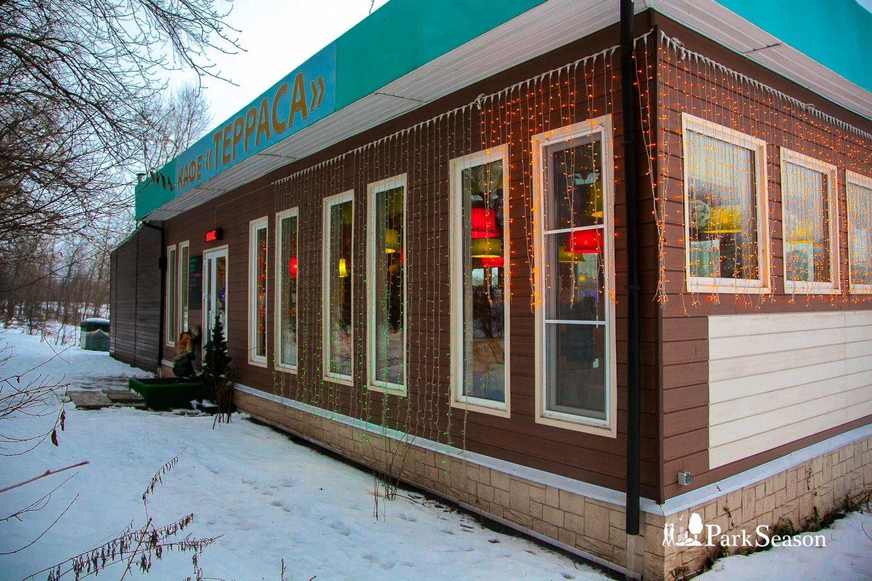 Кафе «Терраса», Парк «Северное Тушино», Москва — ParkSeason