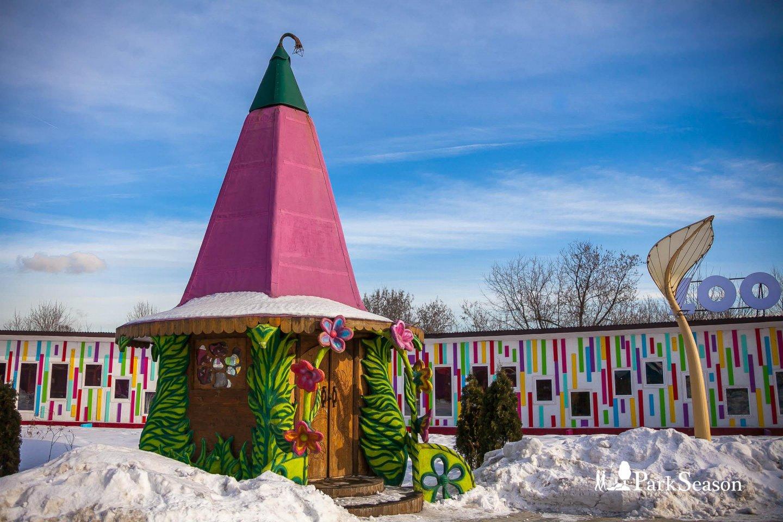 Цветочный домик — ParkSeason