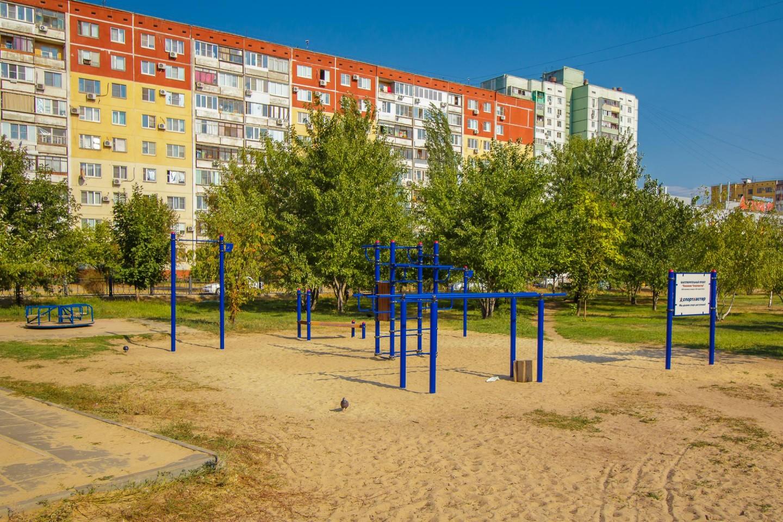 Спортивная площадка «Спортмастер» — ParkSeason