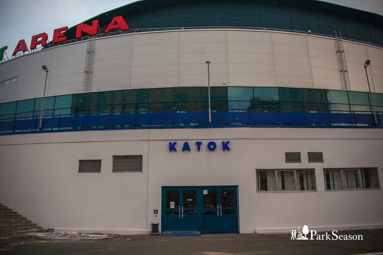 Крытый каток «Татнефть-Арена» — ParkSeason