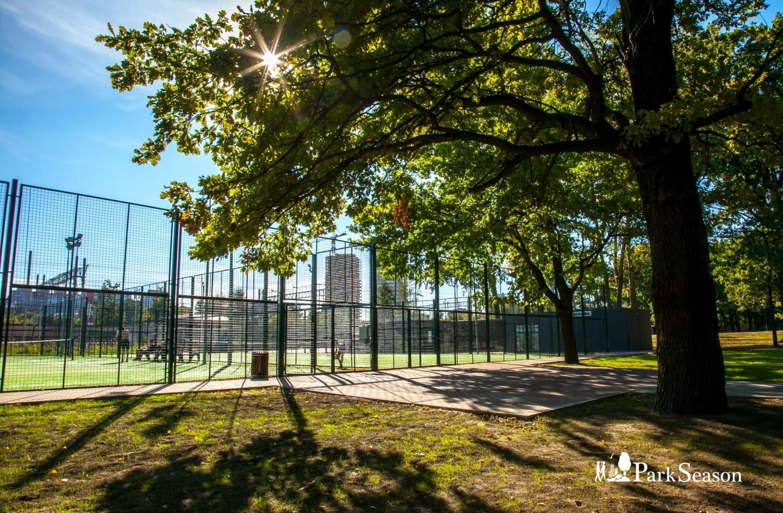 Большой теннис, Парк имени Льва Толстого (Химки), Москва — ParkSeason