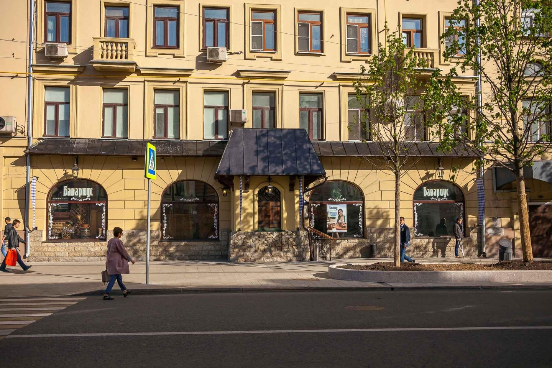Ресторан «Бавариус» — ParkSeason