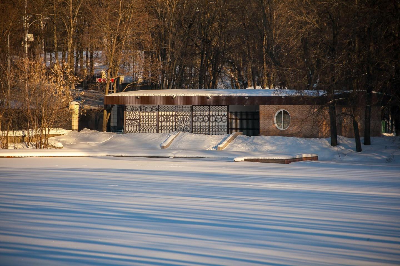 Лодочная станция, Музей-усадьба «Архангельское», Москва — ParkSeason