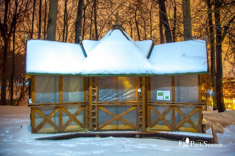 Птичник, Нескучный сад, Москва — ParkSeason