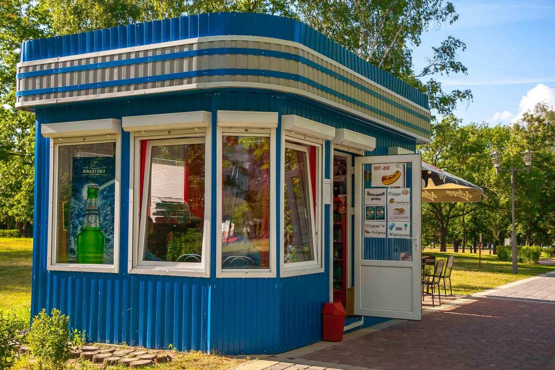 Мини-кафе «Веселый блинчик» — ParkSeason