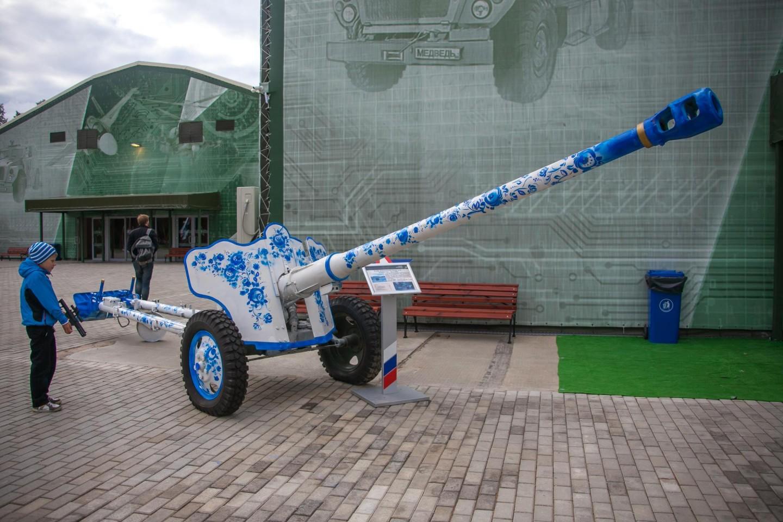 Выставочный комплекс «Юнармия», Парк «Патриот», Москва — ParkSeason