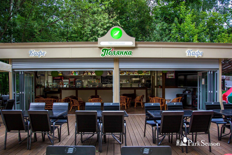 Кафе «Полянка», Парк «Сокольники», Москва — ParkSeason