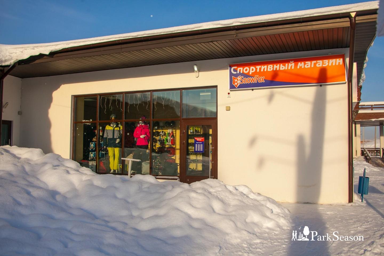 Спортивный магазин SnowFox — ParkSeason