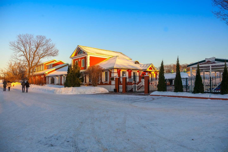 Ресторан «Усадьба» , Музей-заповедник «Царицыно», Москва — ParkSeason