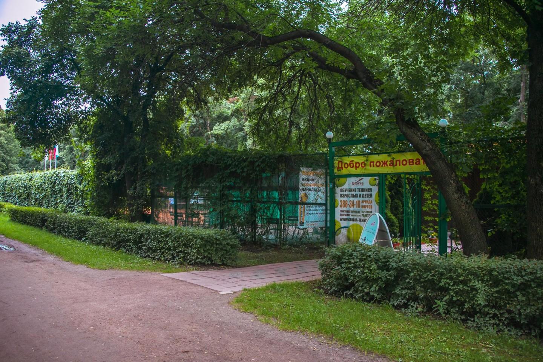 Теннисный клуб и кафе Gloria — ParkSeason