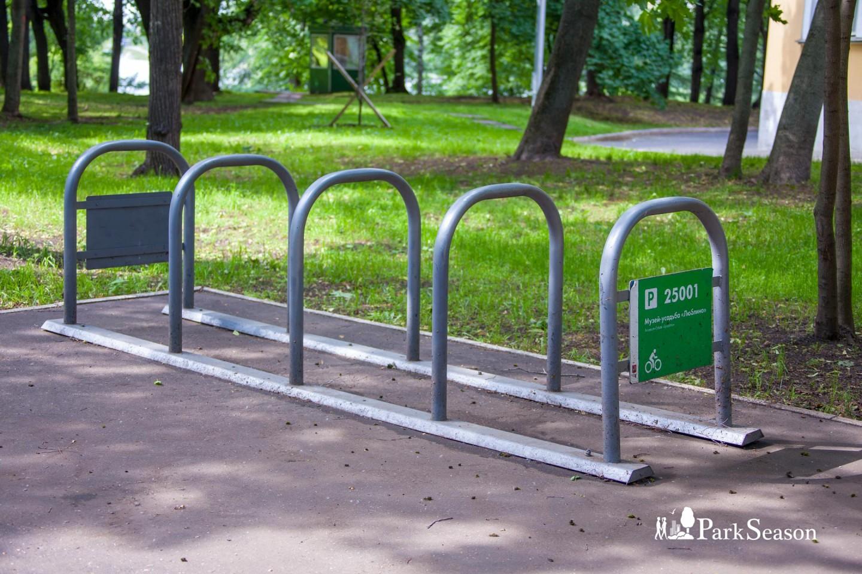 Велопарковка, Усадьба «Люблино», Москва — ParkSeason
