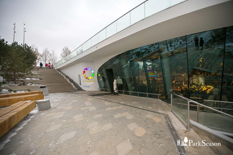 Гастрономический центр «Зарядье», Парк «Зарядье», Москва — ParkSeason