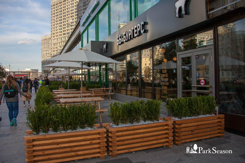Бургерная BB&Burgers — ParkSeason