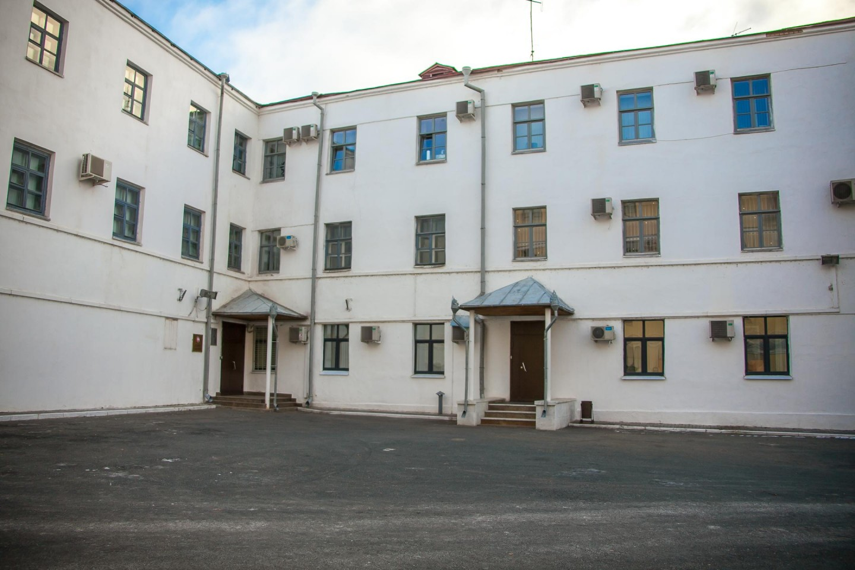 Гауптвахта (Комплекс административных зданий) — ParkSeason
