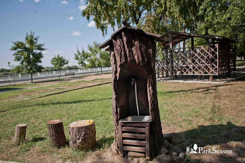 Кран с питьевой водой — ParkSeason