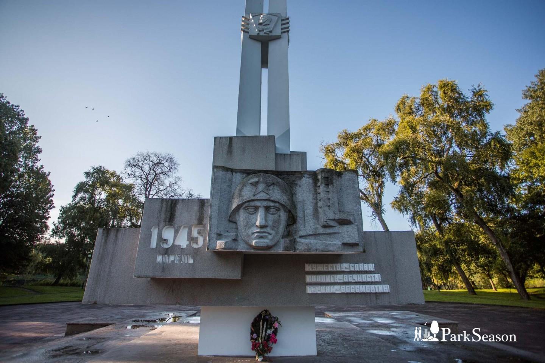 Памятник Штурмовикам — ParkSeason