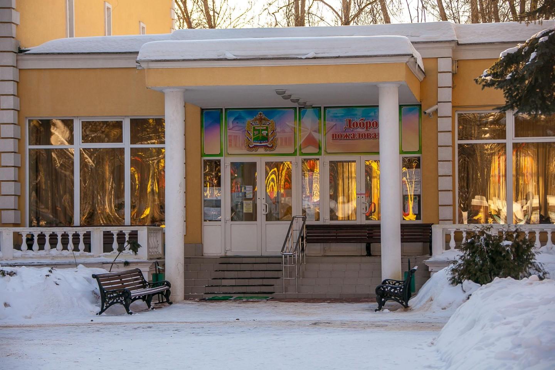 Управление санатория, Музей-усадьба «Архангельское», Москва — ParkSeason