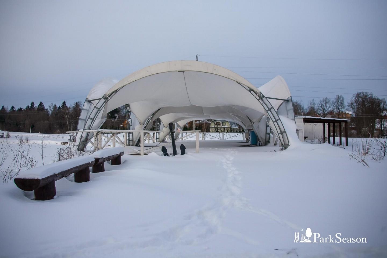Открытый шатер — ParkSeason
