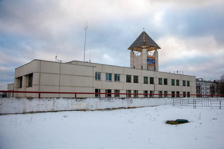 Пожарная часть, Парк Победы на Поклонной горе, Москва — ParkSeason