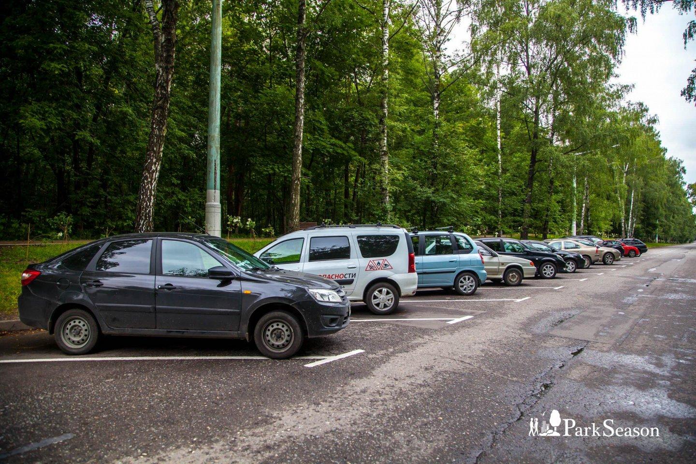 Платные парковки, Парк «Сокольники», Москва — ParkSeason