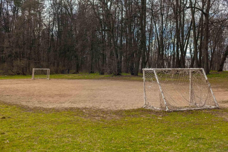 Поле для мини-футбола, Парк «Кузьминки», Москва — ParkSeason