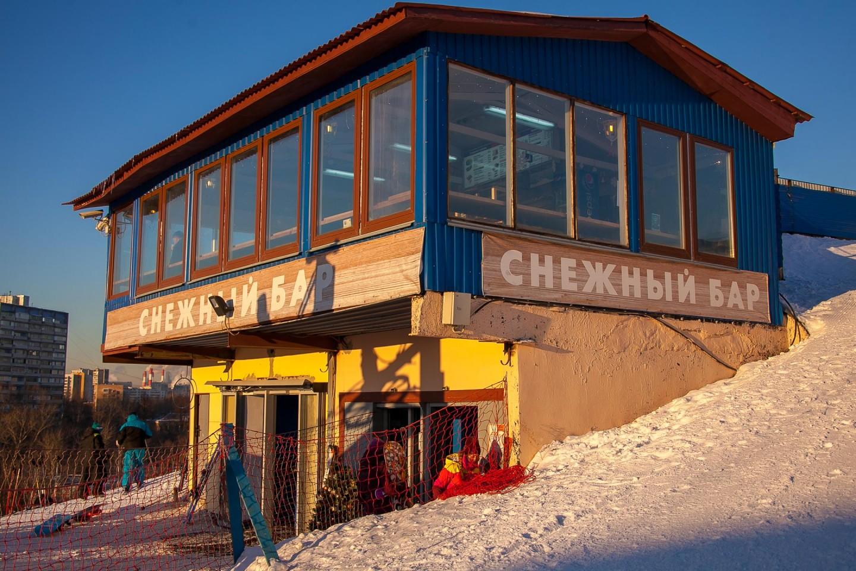 «Снежный» бар — ParkSeason