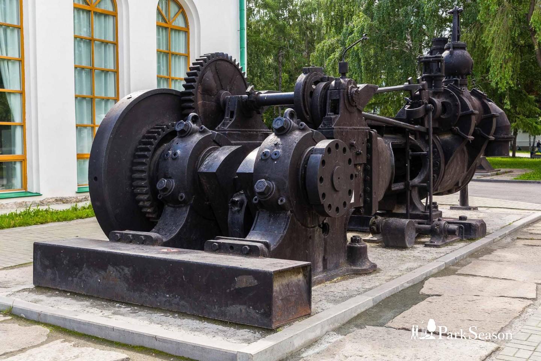 Старинные механизмы — ParkSeason