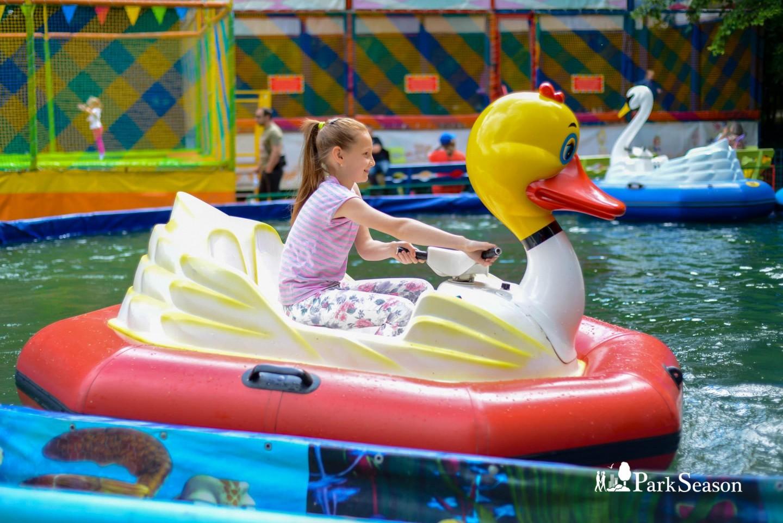 Детский парк аттракционов, Парк «Кузьминки», Москва — ParkSeason