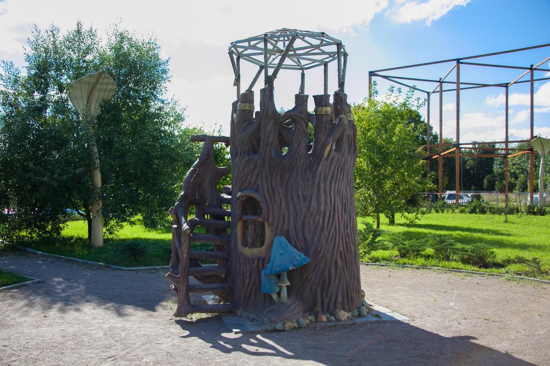 Башня Бабы Яги — ParkSeason