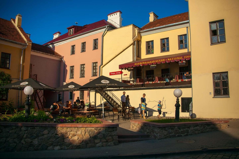 Кафе «Старый город» — ParkSeason