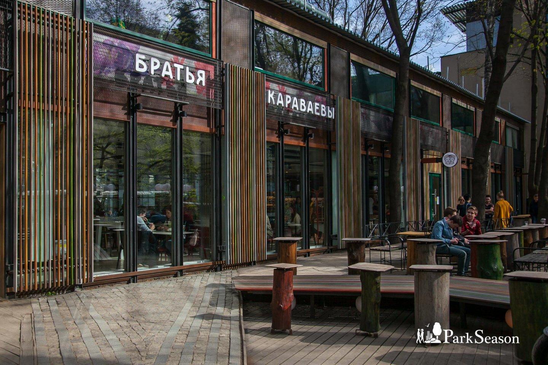 Кафе «Кулинарная лавка братьев Караваевых», Аптекарский огород, Москва — ParkSeason