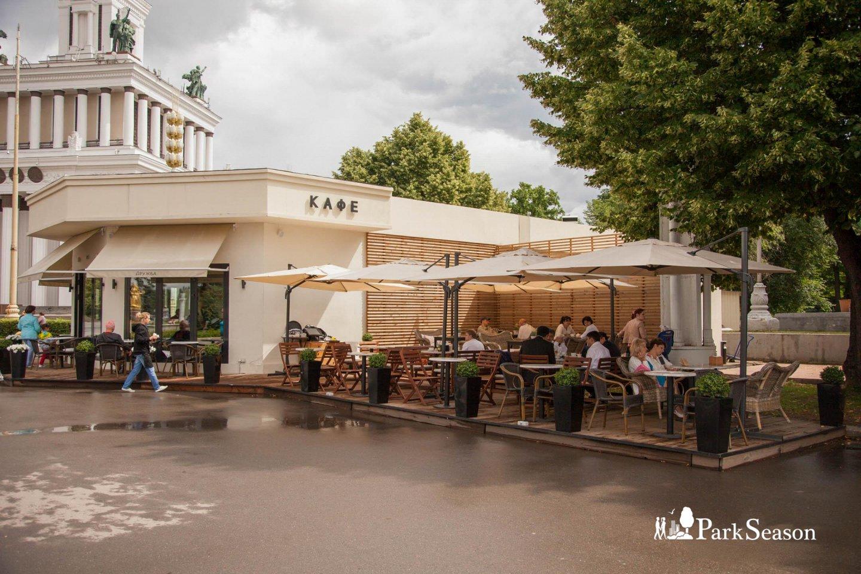 Кафе «Дружба», ВДНХ, Москва — ParkSeason