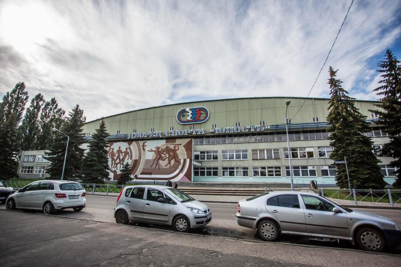 Дворец спорта «Юность» — ParkSeason