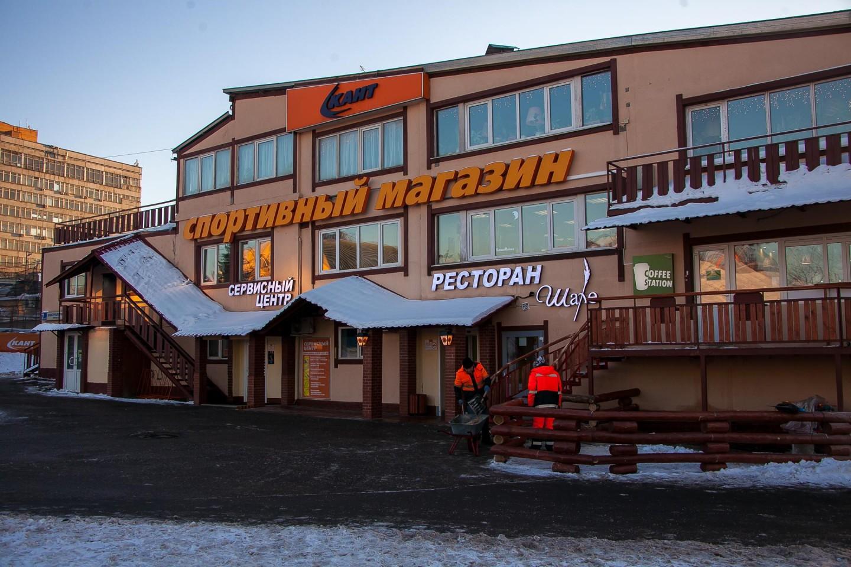 Спортивный магазин — ParkSeason