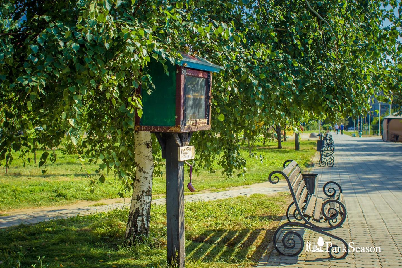 Книжный домик — ParkSeason