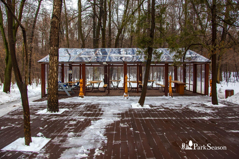 Шахматный клуб, Парк «Фили», Москва — ParkSeason