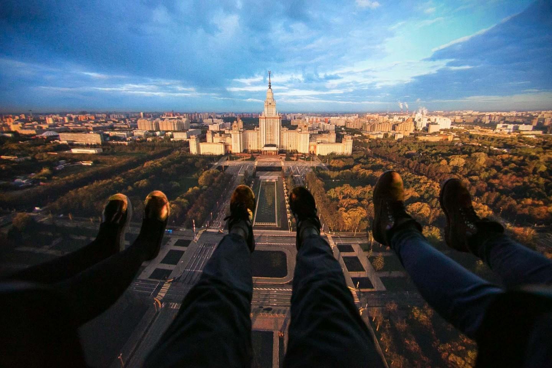 Медиацентр, Парк «Зарядье», Москва — ParkSeason