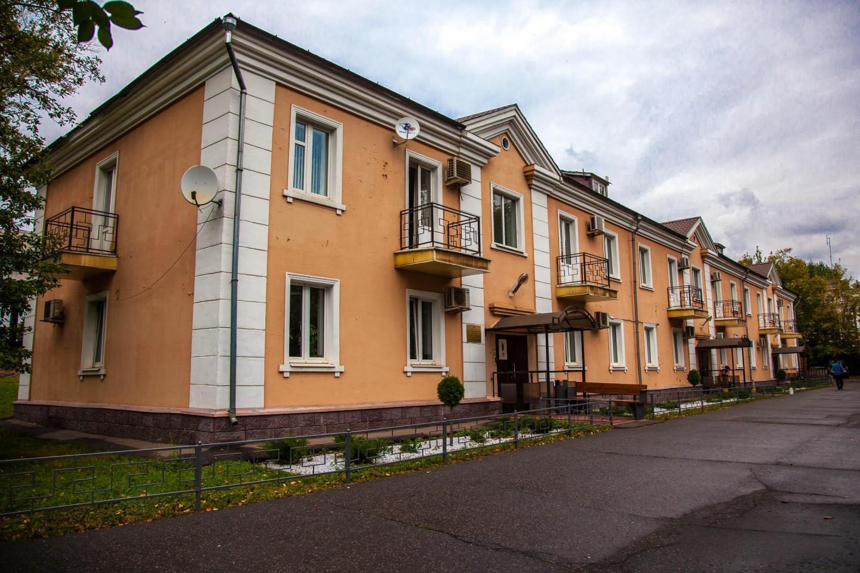 Администрация парка, Парк Победы на Поклонной горе, Москва — ParkSeason