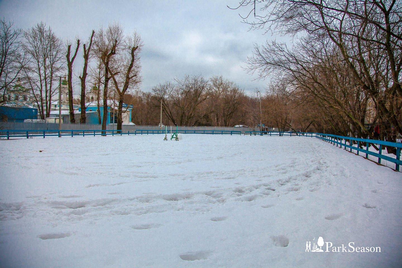 Площадка для занятий конным спортом — ParkSeason